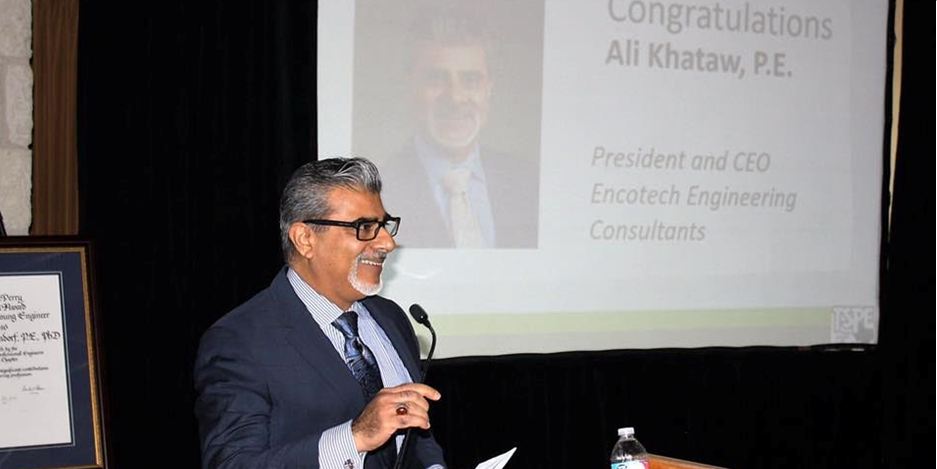 Meet Ali Khataw, Board Chair