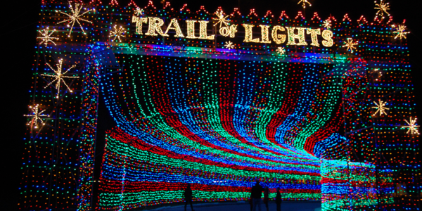 Leadership Austin Night at the Trail of Lights