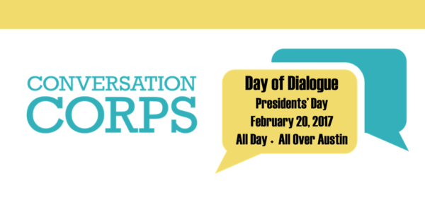 Day of Dialogue – February 20