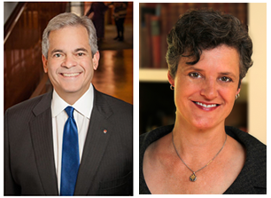 INFO & TICKETS FOR JUNE 21 ENGAGE: MAYOR ADLER AND JUDGE ECKHARDT